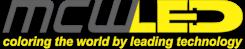 logo mcw led